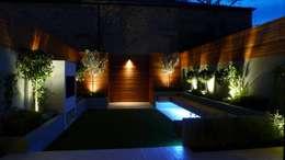 Jardins clássicos por Akasha espacios iluminados