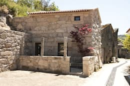 Casas de estilo moderno por RH Casas de Campo Design