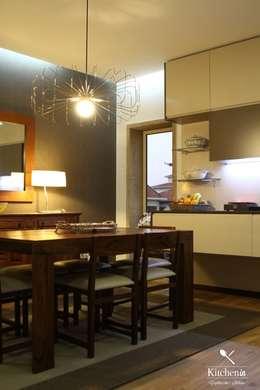 modern Kitchen by Kitchen In
