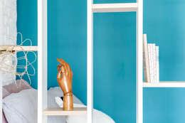 Dormitorios de estilo moderno por Transition Interior Design