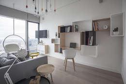 Salon de style de style Moderne par Zofia Wyganowska