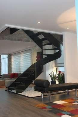 Koridor dan lorong by Home Reface - Diseño Interior CDMX