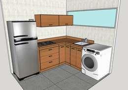 classic Kitchen by Grupo Creativo DF, C.A.