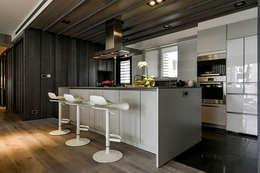 Projekty,  Kuchnia zaprojektowane przez KD Panels