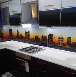 Minitaş inşaat – Çalışmalarımız: modern tarz Mutfak