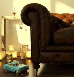 Varios: Livings de estilo moderno por SF Render