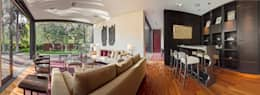 modern Living room by Lopez Duplan Arquitectos