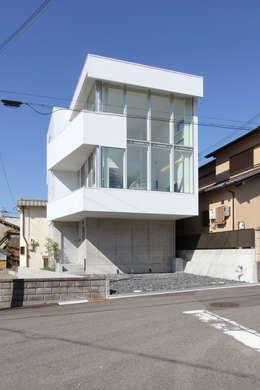 外観1: 環境建築計画が手掛けた家です。