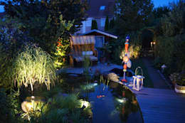 Jardines de estilo escandinavo por dirlenbach - garten mit stil