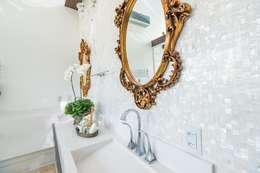 Baños de estilo  por JJDesign Arquitetura