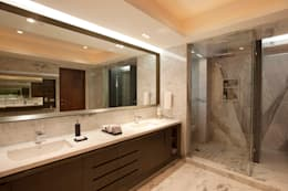 ARCO Arquitectura Contemporánea 의  화장실
