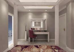 PRATIKIZ Mimarlık/ Architecture – Yatak Odası: modern tarz Yatak Odası