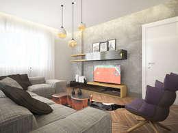 غرفة المعيشة تنفيذ Dmd Design