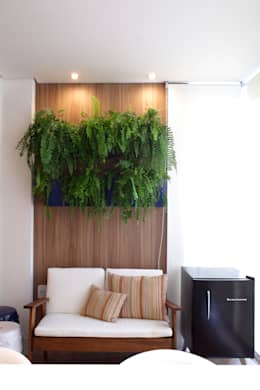 Livings de estilo moderno por Studio 262 - arquitetura interiores paisagismo