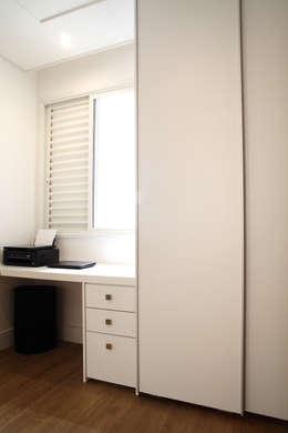 Baños de estilo moderno por Studio 262 - arquitetura interiores paisagismo