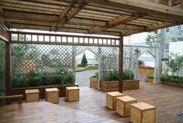 자연에서 배우는 영어: 푸르네의  정원