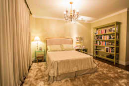Suite Mulher: Quartos  por Piloni Arquitetura