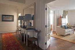 Koridor dan lorong by Nash Baker Architects Ltd