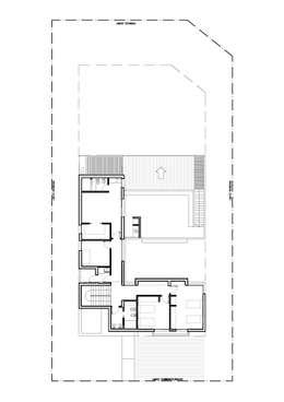 Casa RA:  de estilo  por Pablo Anzilutti   Arquitecto