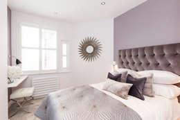 moderne Slaapkamer door Yohan May Design