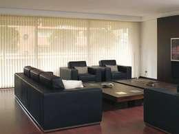 Decoespacios: modern tarz Oturma Odası