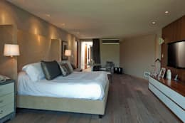 ARCO Arquitectura Contemporánea 의  침실