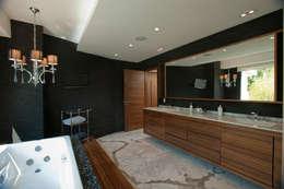 غرفة الملابس تنفيذ ARCO Arquitectura Contemporánea
