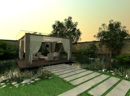 Vườn by A-partmentdesign studio