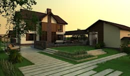 A-partmentdesign studio의  주택
