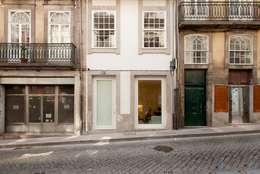 Дома в . Автор – aaph, arquitectos lda.