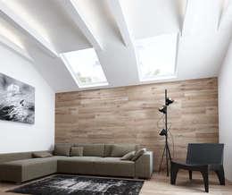 جدران تنفيذ A-partmentdesign studio