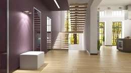 غرفة المعيشة تنفيذ A-partmentdesign studio