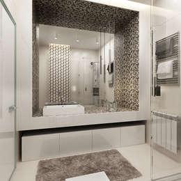حمام تنفيذ A-partmentdesign studio