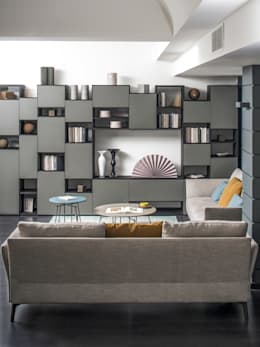 modern Living room by Mobilificio Marchese