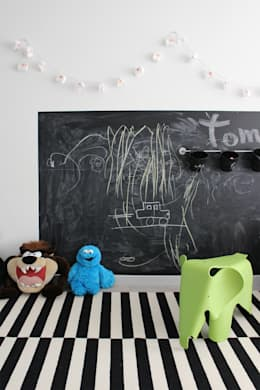 modern Nursery/kid's room by Artspazios, arquitectos e designers