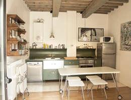 مطبخ تنفيذ Studio Sarpi