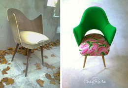 Estudio de estilo  por CosaRara Muebles Reciclados
