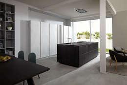 modern Kitchen by VIVESPACIO