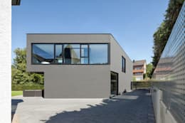 modern Houses by ZHAC / Zweering Helmus Architektur+Consulting