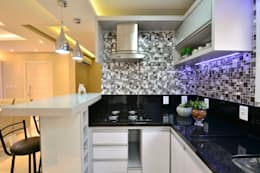 Cuisine de style de style Moderne par Graça Brenner Arquitetura e Interiores