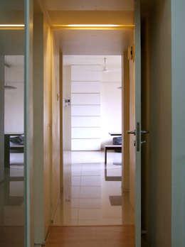 Passage:  Corridor & hallway by The White Room