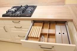 Projekty,  Kuchnia zaprojektowane przez UGON interiorismo