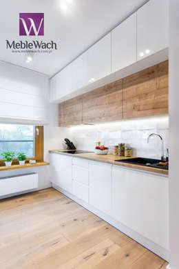 Cocina de estilo  por MEBLE WACH
