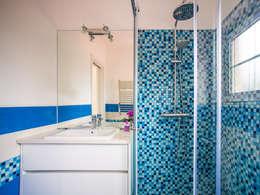 Baños de estilo  por Architect Your Home