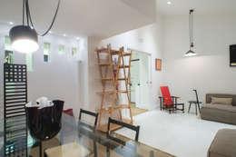 Livings de estilo moderno por ZETAE Studio