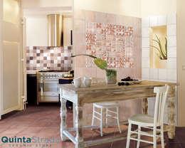 Walls & flooring by Quinta Strada - Ceramic Store