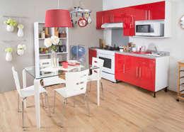 Cocina vanguardista : Cocina de estilo  por Idea Interior
