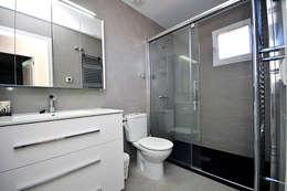 Baños de estilo  por Novodeco