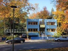 Maisons de style de style Minimaliste par PURSCHKE  +  PURSCHKE   ARCHITEKTEN