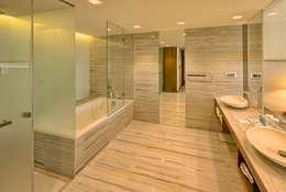 modern Bathroom by NL Decoração